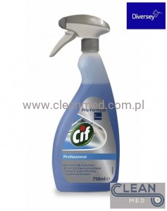 Cif Professional Window & Multi Surface 750 ml