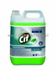Cif Prof. All Purpose Cleaner Pine Fresh 5l uniwersalny płyn do mycia - DIVRSEY