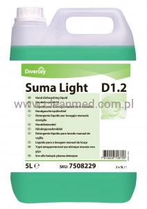 DIVERSEY  Suma Light D 1.2 5l