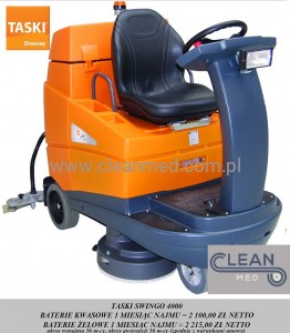 Taski Care Swingo 4000 Żel