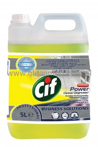 Cif Power Cleaner Degreaser Concentrate 5 l