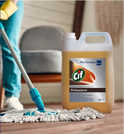 Cif Professional Wood Floor Cleaner
