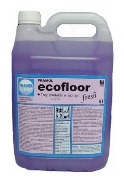 płyn do mycia podłóg pramol ecofloor fresh 5l